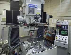 (1)CNC Jig grinding machine