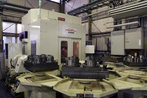 (15) CNC jig borer