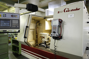 (5) Precision universal cylindrical grinding machine-2