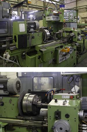 (6) Precision internal grinder