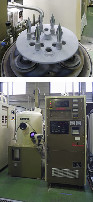 (8) Ion nitriding equipment