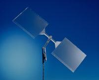 携帯電話の導光板