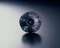 自動車のセレクタスイッチ